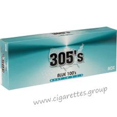 305's Blue 100's [Box]