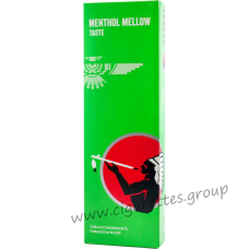 American Spirit Menthol Mellow Taste Green [Box]