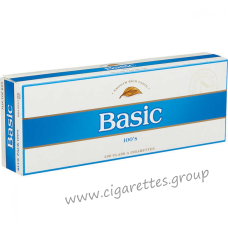 Basic 100's Blue [Pack Box]
