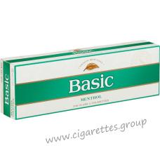 Basic Menthol Gold [Pack Box]