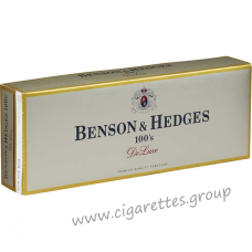 Benson & Hedges 100's DeLuxe [Box]