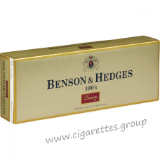 Benson & Hedges 100's Luxury [Box]
