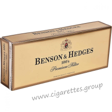 Benson & Hedges 100's [Soft Pack]