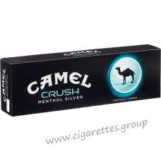 Camel Crush Silver 85 Menthol [Box]