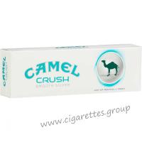 Camel Crush Smooth Silver 85 Menthol [Box]