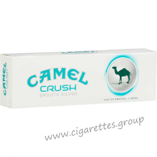 Camel Crush Smooth Silver 85 Menthol [Box]