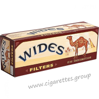 Camel King Wides Filters [Box]