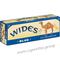 Camel Wides Blue 85 [Box]