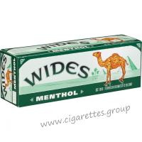 Camel Wides Menthol [Box]