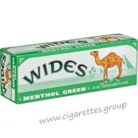Camel Wides Menthol Green 85 [Box]
