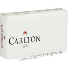 Carlton 120's [Soft Pack]