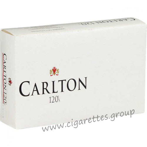 Carlton 120's [Soft Pack]