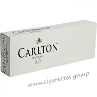 Carlton Menthol 100's [Box]