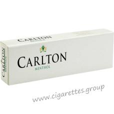 Carlton Menthol Kings [Soft Pack]