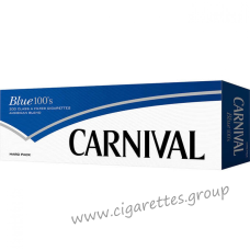 Carnival Blue 100's [Box]