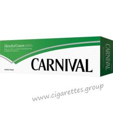 Carnival Menthol Green 100's [Box]