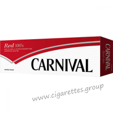 Carnival Red 100's [Box]