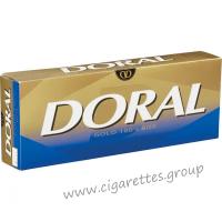 Doral Gold 100's [Box]