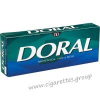 Doral Menthol 100's [Box]