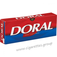 Doral Red 100's [Box]
