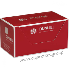 Dunhill International Red [Box]
