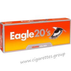 Eagle 20's Orange 100's [Box]