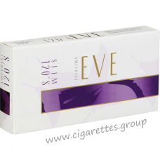 Eve Amethyst 120's Box