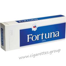 Fortuna Blue 100's [Box]