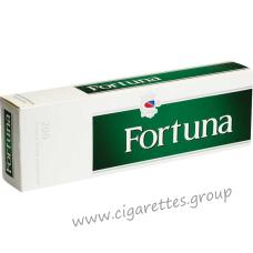 Fortuna King Menthol Dark Green [Box]