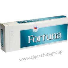 Fortuna Light Green Menthol 100's [Box]