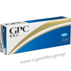 GPC Gold 100's [Box]