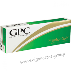 GPC Menthol Gold [Soft Pack]