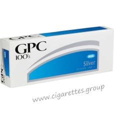 GPC Silver 100's [Box]