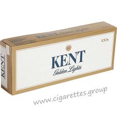 Kent Golden Lights 100's [Soft Pack]