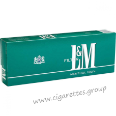 L&M Menthol 100's [Box]