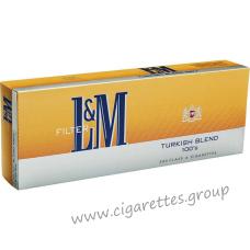 L&M Turkish Blend 100's [Box]