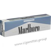 Marlboro 72's Silver [Pack Box]