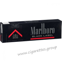 Marlboro Black Label [Box]