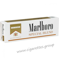 Marlboro Kings Special Blend Gold [Box]