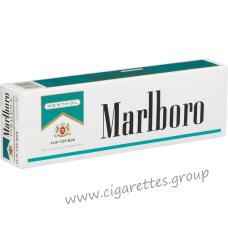 Marlboro Menthol Gold [Pack Box]