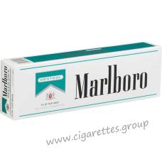Marlboro Menthol Silver [Pack Box]