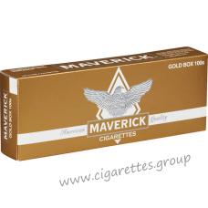 Maverick Gold 100's [Box]