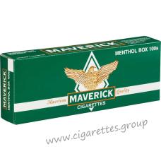 Maverick Menthol 100's [Box]