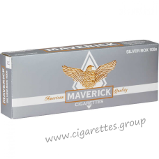 Maverick Silver 100's [Box]