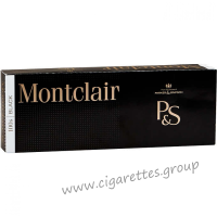 Montclair Black 100's [Box]