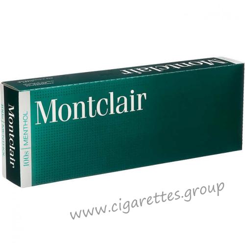 Montclair Menthol 100's [Box]