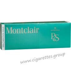 Montclair Menthol Gold 100's [Box]