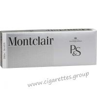 Montclair Ultra Silver 100's [Box]