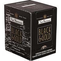 Nat Sherman Black & Gold [Box]