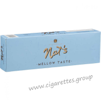 Nat Sherman Blue King's [Box]